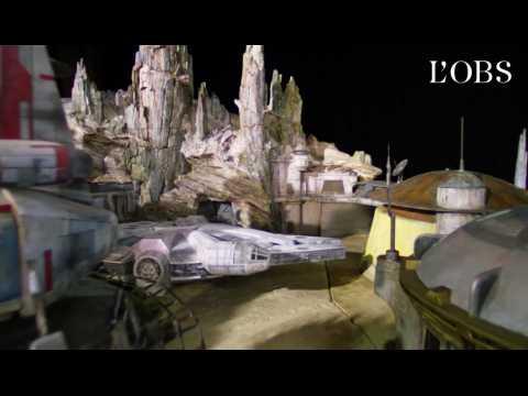 Star Wars : voici à quoi ressembleront les deux premiers parcs, selon Disney
