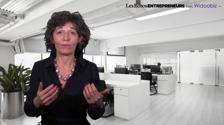 Illustration pour la vidéo Françoise Bazin, développer son idée