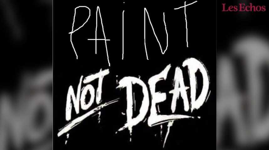 Illustration pour la vidéo En tweets : les internautes (et leurs dessins) sauvent le logiciel Paint
