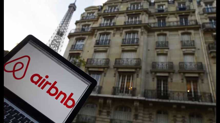 Illustration pour la vidéo Paris : boom des amendes pour location de meublés touristiques