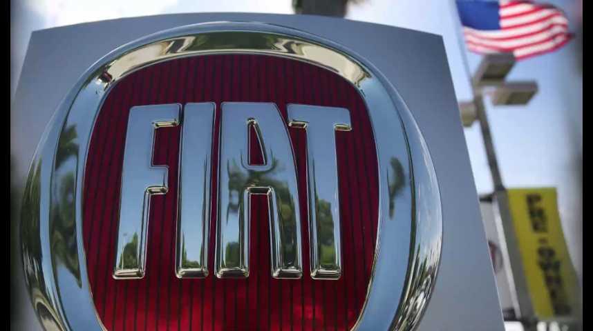 Illustration pour la vidéo Fiat-Chrysler dans le viseur d'un groupe chinois en pleine ascension
