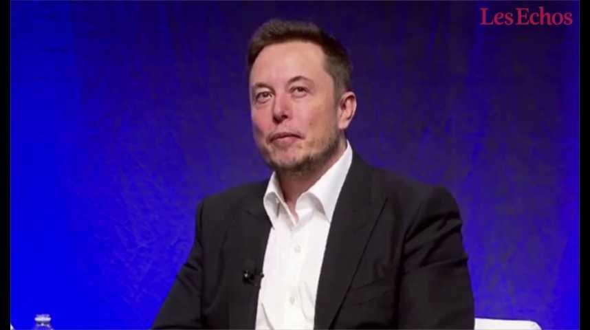 Illustration pour la vidéo Elon Musk alerte contre les dangers de l'intelligence artificielle