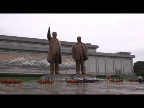 North and South Korea mark anniversary of end of Korean War