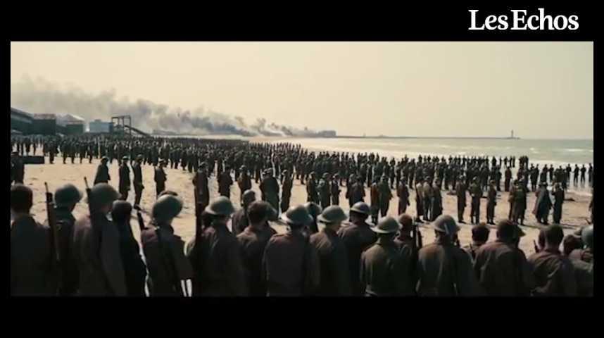"""Illustration pour la vidéo """"Dunkerque"""", au cinéma cet été"""