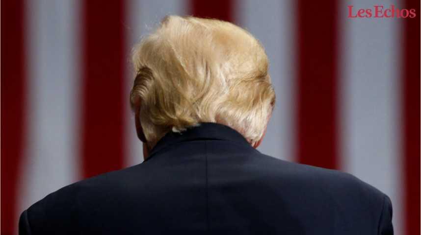 Illustration pour la vidéo Trump subit encore un camouflet sur l'Obamacare