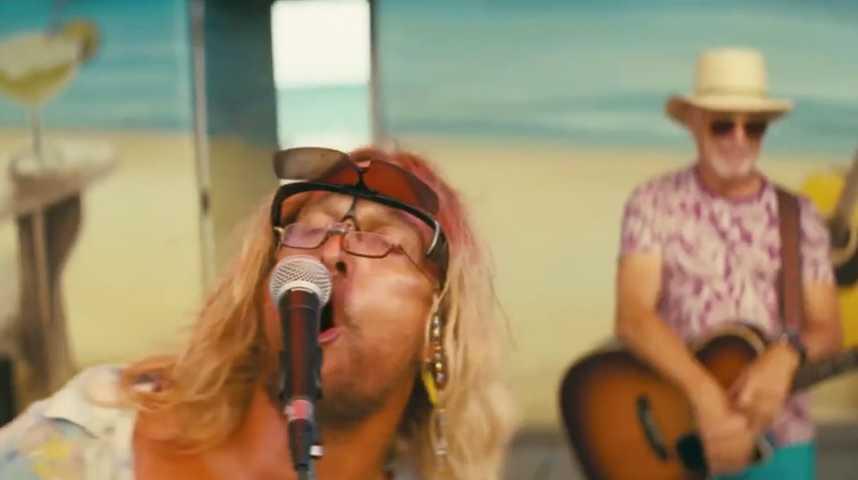 The Beach Bum - Bande annonce 1 - VO - (2018)