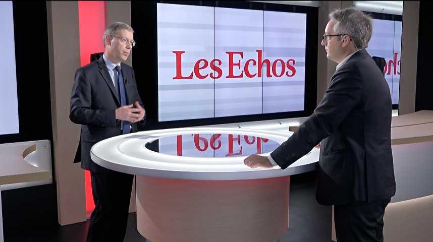 """Illustration pour la vidéo """"Trop de dettes, c'est le moment où il y a une perte de confiance dans le refinancement de cette dette"""" (Jean Beunardeau, DG HSBC France)"""