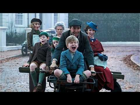Mary Poppins Sequel Trailer Release