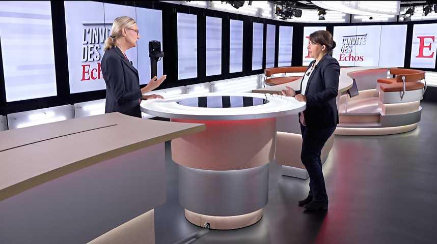 """Illustration pour la vidéo Cécile Duflot (Oxfam) : """"Ce que Bruno le Maire a proposé sur la moyenne des rémunérations, c'est une arnaque"""""""