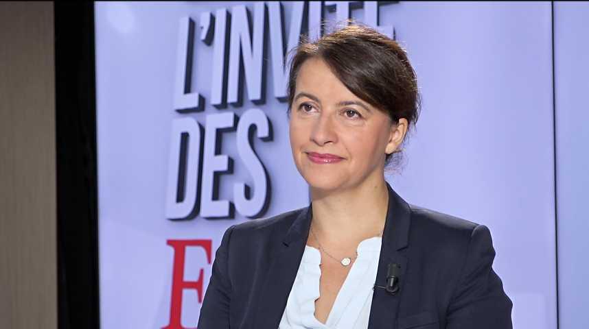 """Illustration pour la vidéo Cécile Duflot (Oxfam) : """"Nous allons demander aux députés de se prononcer sur la transparence des écarts de salaires"""""""