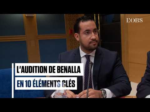 Les 10 points clés de l'audition de Benalla au Sénat