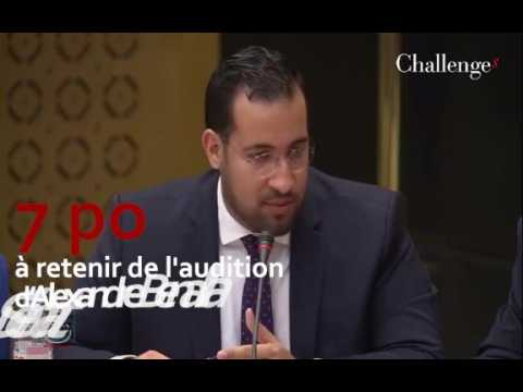 7 points à retenir de l'audition d'Alexandre Benalla au Sénat