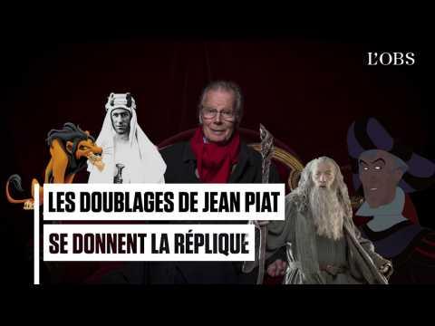 Scar, Gandalf, Lawrence d'Arabie, Frollo : quand les doublages de Jean Piat se répondent