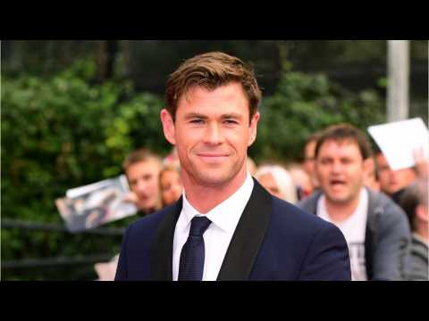 Is Chris Hemsworth Done Filming 'Avengers 4?'