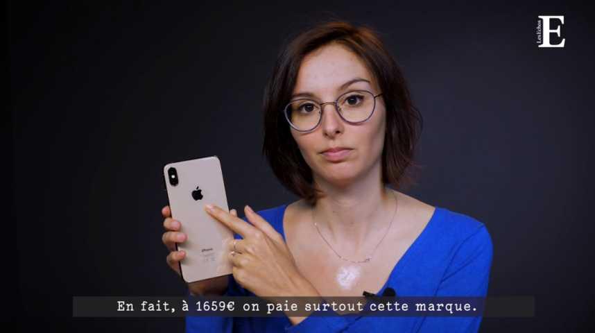 Illustration pour la vidéo Pourquoi les nouveaux iPhone sont-ils si chers ?