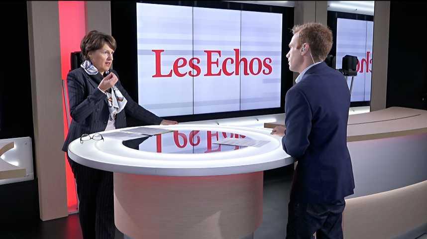 Illustration pour la vidéo « Macron veut fracturer la droite pour se substituer à elle », selon Annie Genevard (LR)