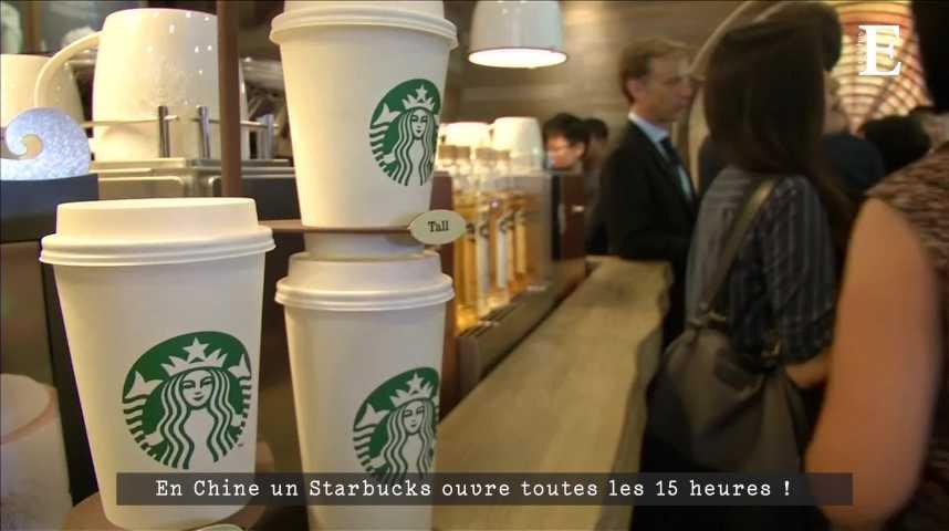Illustration pour la vidéo Starbucks : l'empire de l'expresso