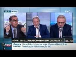Brunet & Neumann : Départ de Collomb, Macron plus seul que jamais ? - 03/10