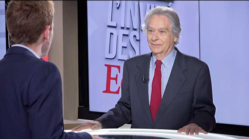 Illustration pour la vidéo « Il y a un risque de mort lente du cinéma français », alerte Etienne Mallet, président de CinéFrance
