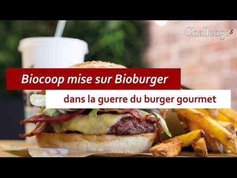 Biocoop mise sur Bioburger dans la guerre du burger gourmet