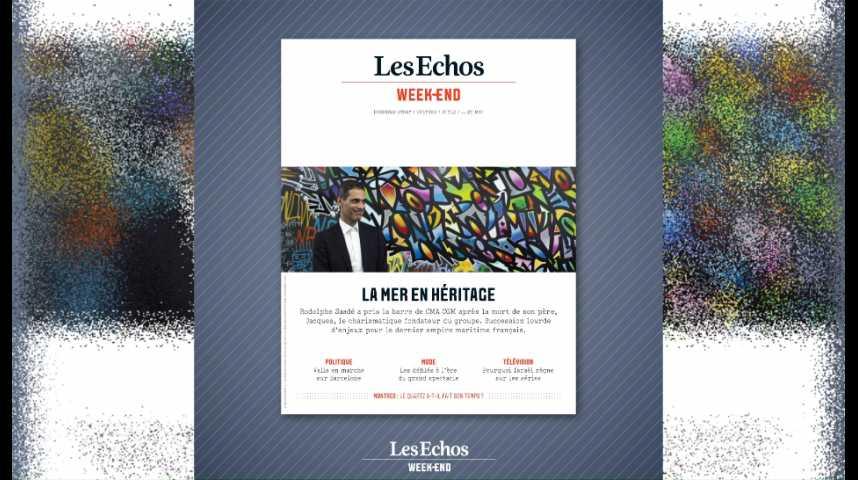 Illustration pour la vidéo Rodolphe Saadé, le nouveau visage du commerce mondial