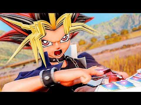 JUMP FORCE Gameplay Trailer #2 (2019) PS4 / Xbox One / PC