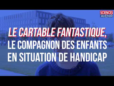 """Caroline Huron (Inserm, Le cartable fantastique) : """"La dyspraxie touche 5% des enfants"""""""