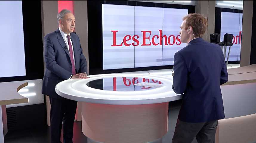 Illustration pour la vidéo « Les coûts des catastrophes naturelles augmentent sensiblement en France », selon Bernard Spitz (FFA)