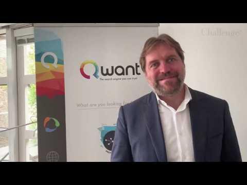 Quelle est la stratégie de Qwant pour prendre des parts de marché à Google?