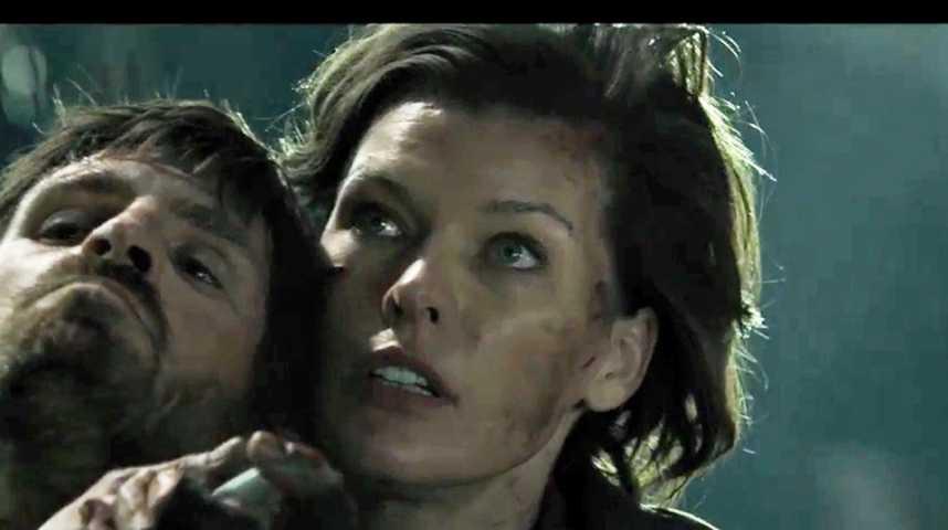 Resident Evil : Chapitre Final - Extrait 1 - VF - (2016)