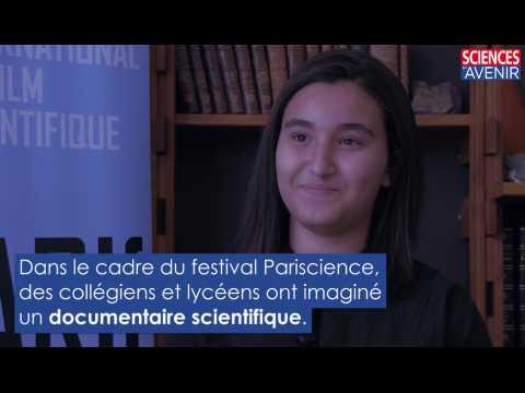 Quand des lycéens imaginent un documentaire sur le changement climatique