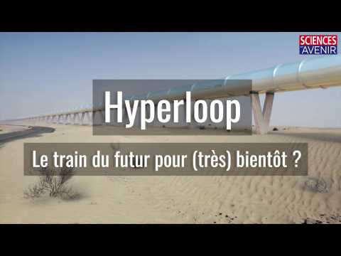 Hyperloop, qui sera le premier ?
