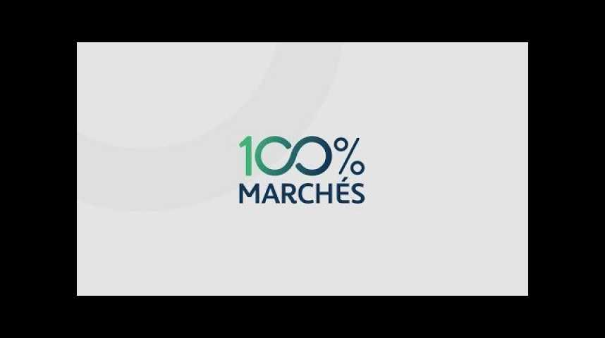 Illustration pour la vidéo 100% Marchés - Mardi 23 Octobre 2018