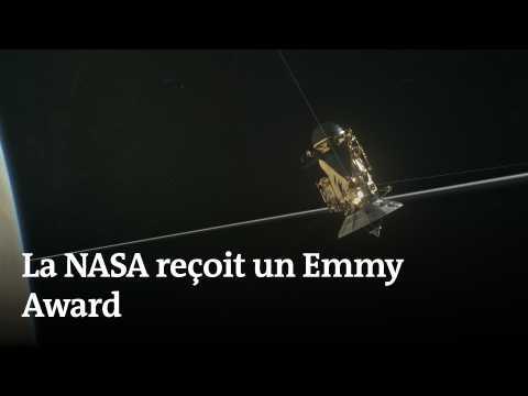 La NASA reçoit un Emmy Award pour sa mission Cassini
