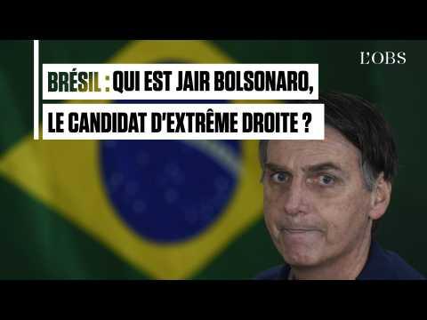 Brésil : 5 choses à savoir sur Jair Bolsonaro, le candidat d'extrême droite arrivé au second tour