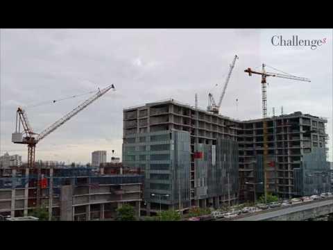 Pourquoi les permis de construire pour les immeubles neufs en France ont diminué de 17% en un an.