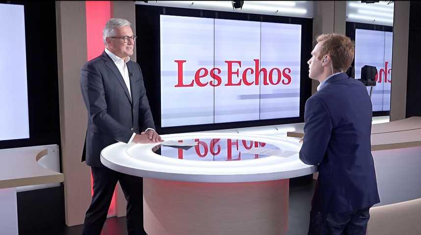 Illustration pour la vidéo Après les tickets restaurants, Edenred « travaille ardemment » au ticket formation, annonce le PDG Bertrand Dumazy