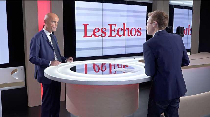 Illustration pour la vidéo Immobilier professionnel : « Pas de transferts massifs du Royaume-Uni vers l'Ile-de-France pour l'instant », selon Thierry Laroue-Pont (BNP Paribas Real Estate)