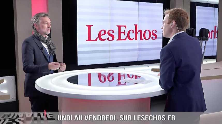 Illustration pour la vidéo « Je crois profondément qu'il faut défendre l'Etat providence », déclare Olivier Mathiot (France Digital)