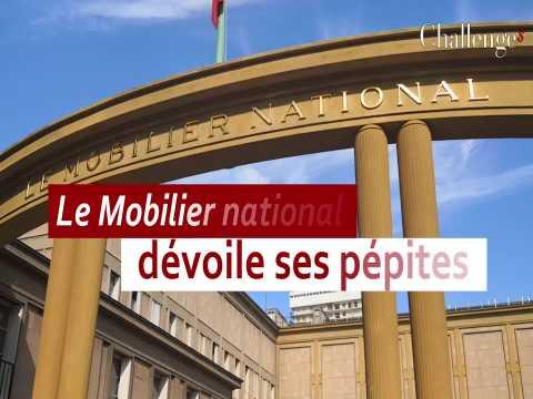 Découvrez les coulisses du Mobilier national