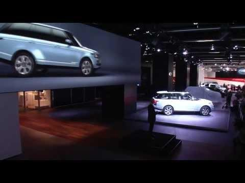 Land Rover Frankfurt IAA 2013 Press Conference Highlights | AutoMotoTV