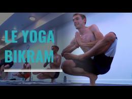 On a testé le bikram, le yoga par 40°C. Une épreuve énergisante.