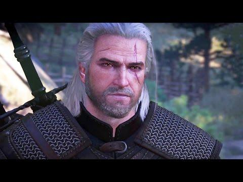 THE WITCHER 3 Gameplay [Gamescom 2014]