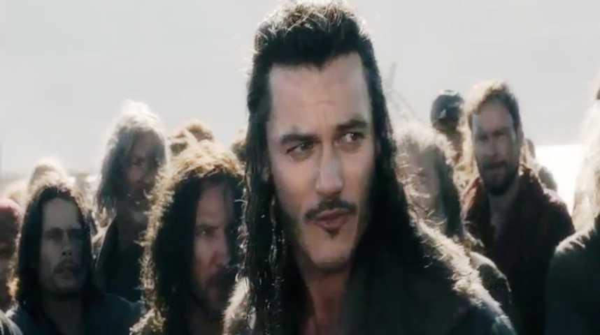 Le Hobbit : la Bataille des Cinq Armées - Extrait 31 - VF - (2014)