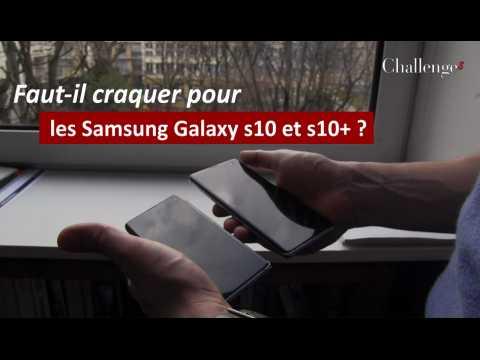 Faut-il craquer pour les Samsung Galaxy s10 et s10+
