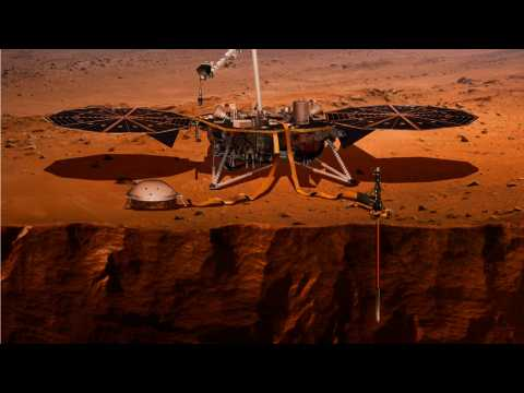 NASA's Mars InSight Lander's Drill Runs Into A Rocky Hurdle
