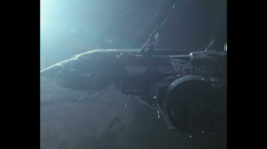 Prometheus - Extrait 15 - VO - (2012)