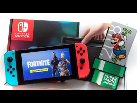 Nintendo Possibly Releasing Two New Switch Models
