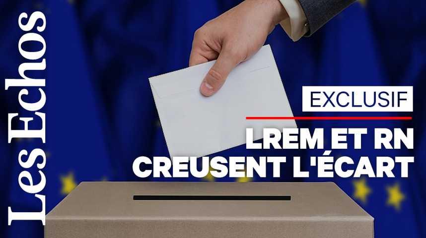 Illustration pour la vidéo Le duel de la dernière présidentielle sera-il le même aux européennes ?