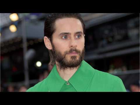 Jared Leto Teases Return As The Joker In 'Birds Of Prey'
